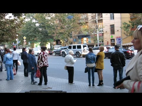 Yerevan, 19.10.17, Th, Video-2, Haytnaberetsink Hin Yerevantsi P. Verjnamasy.