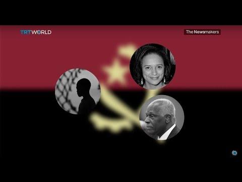 The Newsmakers: Angola's petrodollar princess