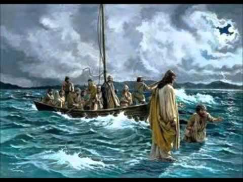 Meu barco em alto mar