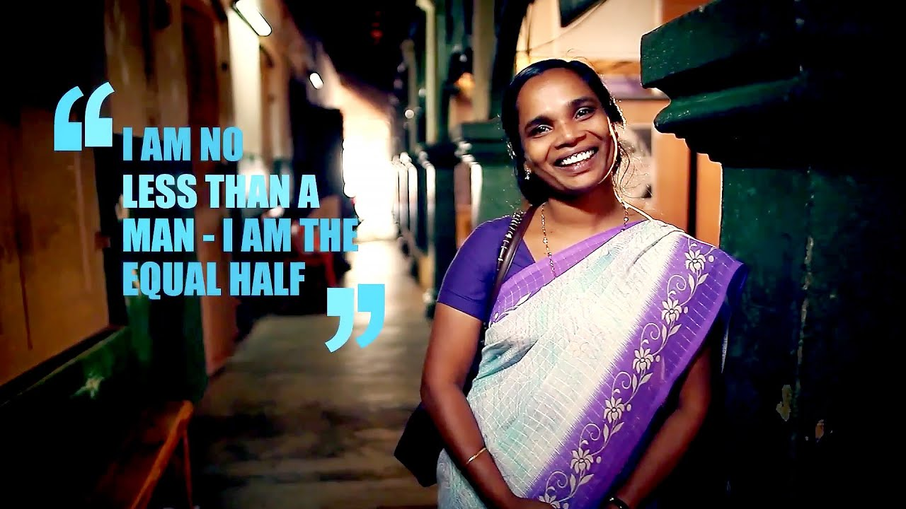 EQUAL HALF  | a documentary film from India