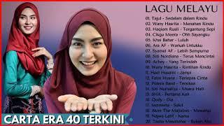 LAGU MELAYU BARU 2018 TOP HITS - Lagu Malaysia Terkini 2018 ( Carta Era 40 Terkini )