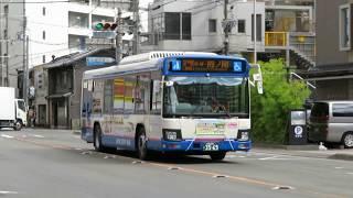 [西日本JRバス] いすゞ・エルガ 2DG-LV290N2
