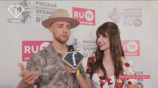Fashion Art&Cinema  (Премия RU TV 2015 )