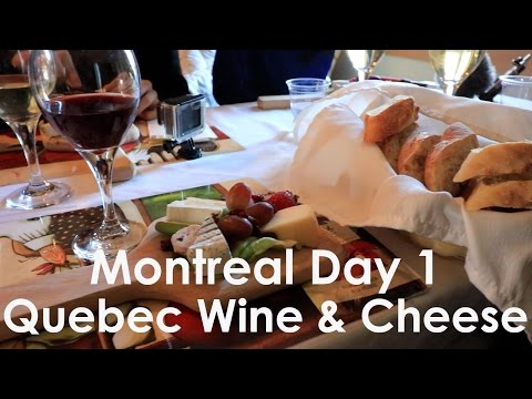 ORGANIC WINE & CHEESE IN MONTREAL