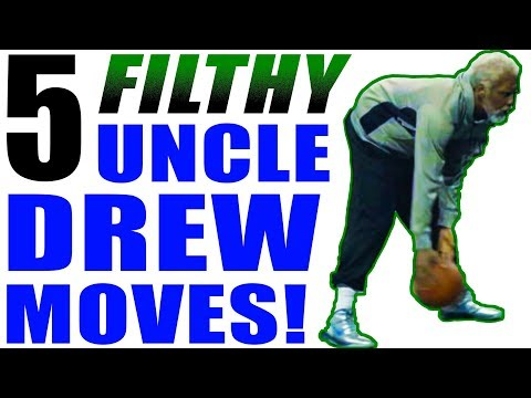 f0566f0d4cd6 How To  NEW Uncle Drew Crossover Moves! Break Ankles In Basketball! -  YouTube