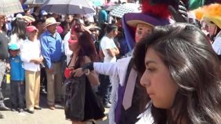 Carnaval Papalotla Tlax.2017 Presentacion Xilotzinco