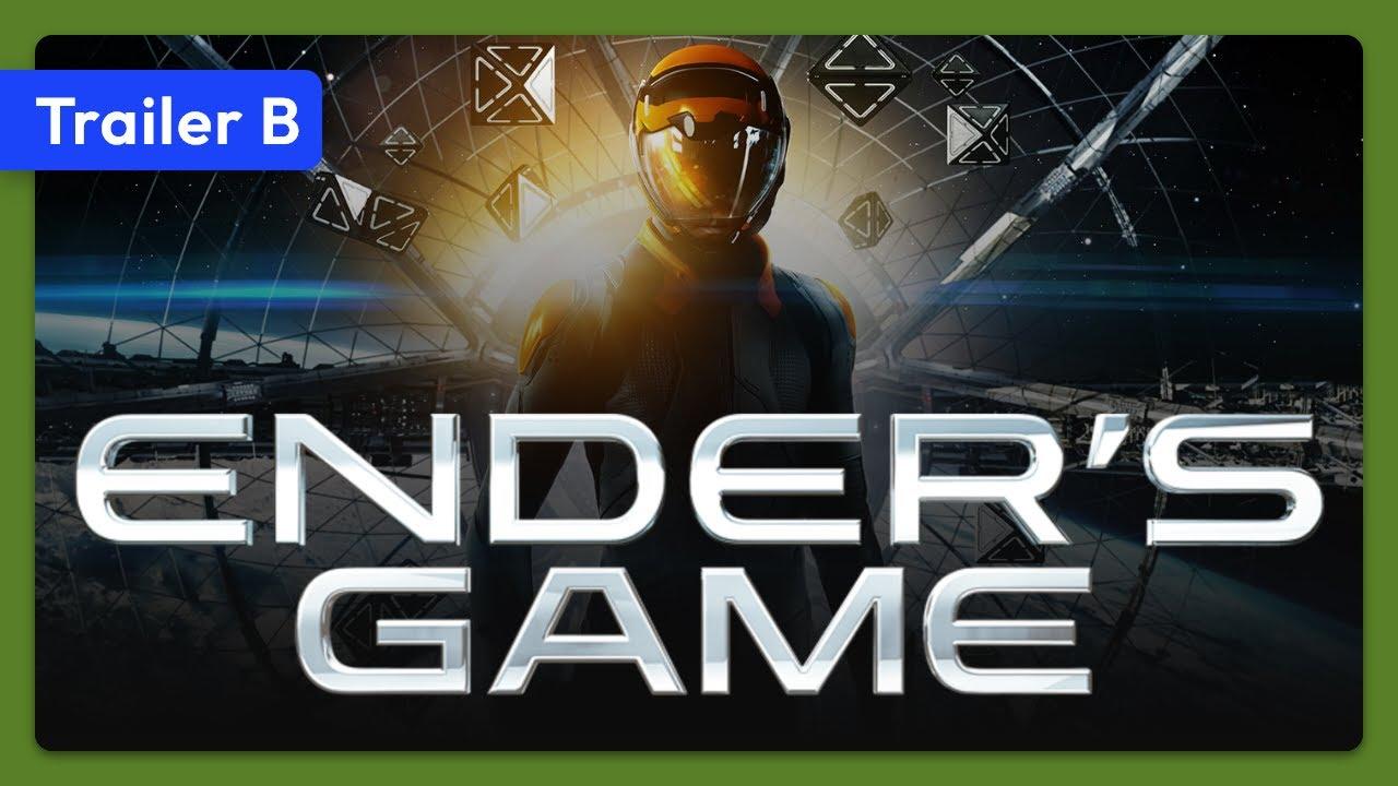 Ender's Game (2013) Trailer B