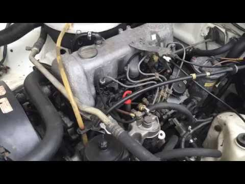 A Most Common Easy to Repair Diesel Engine Fuel Leak