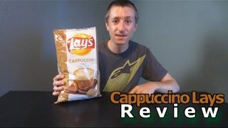 Gg Ep. 38 - Cappuccino Lays - Potato Chip Review