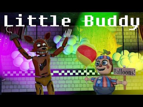 [SFM FNAF] Little Buddy