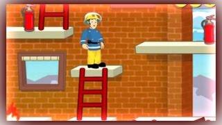 Fireman Sam's - Training Tower - Fireman Sam's Games