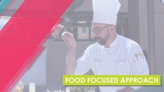 Chef Gene - Food Focused Approach