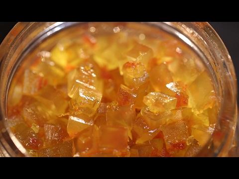5 рецептов варенья из необычных продуктов