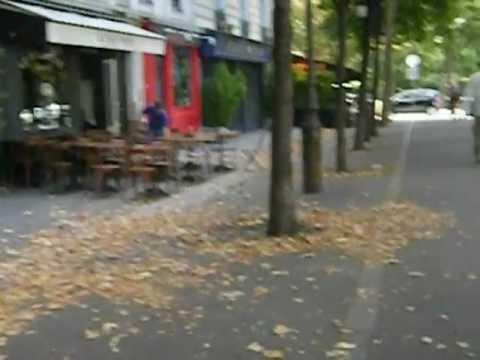 Square de Batignolles -- Paris, France