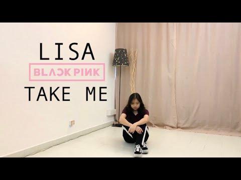 BLACKPINK Lisa - Take Me (Miso) Dance Cover   Ayie Garcia