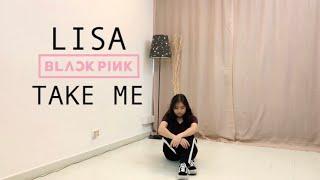 BLACKPINK Lisa - Take Me (Miso) Honey J Choreography | Dance Cover