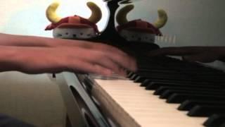 楽譜はkmpの「オフコース・ピアノ・ソロ・アルバム」のものを使いました...