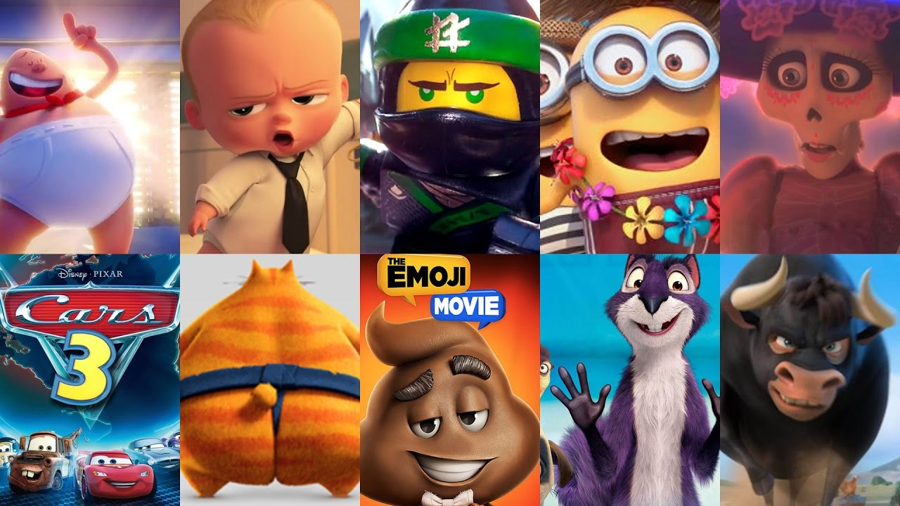 Pixar Cars Desktop Wallpaper 10 Peliculas Animadas Para Ni 241 Os 2017 Youtube