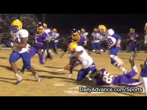 The Daily Advance | 2017 High School Football | 1AA East Regional Final | Edenton at Tarboro