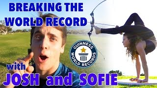 BREAKING A WORLD RECORD