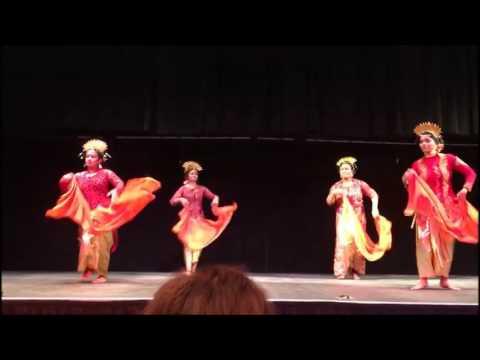 VIDA Florida - SELENDANG DANCE - Cultural & Arts Showcase, King Center, Melbourne, FL