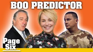 Sharon Stone won't need Bumble with these famous men | Boo Predictor | Page Six Celebrity News