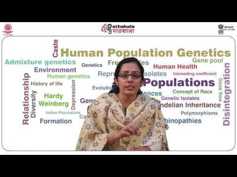 Genetic distance (ANT)