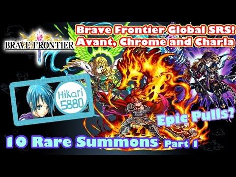 how to get avant brave frontier