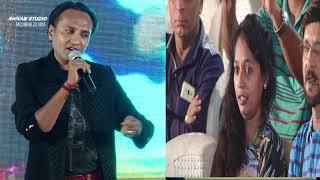 Layi Vi Na Gayi / Live Performance By Amit Shah On Karaoke /Junagadh, Gujarat
