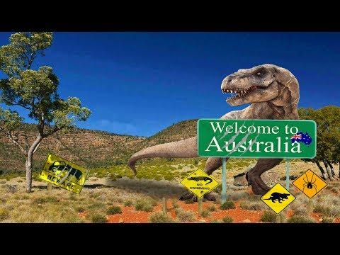 Cryptids of Australia Part 2