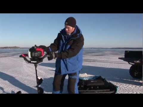 Clam Portables and Strikemaster Augers - Ice Fishing Gear from Mills Fleet  Farm