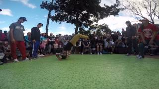 Urban Beat VS Tribu Newen // II ANIVERSARIO SUACHA ESTILO 2015