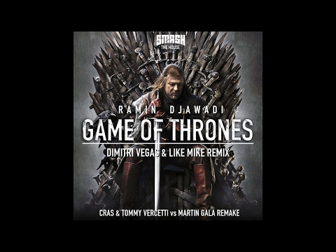 GAME OF THRONES (DIMITRI VEGAS & LIKE MIKE REMIX) BRINGING THE MADNES 4.0