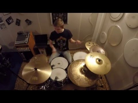 Billy Talent - Standing In The Rain Drum Cover