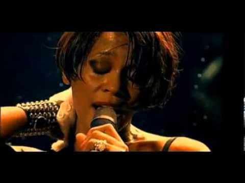 Whitney Houston I love the Lord live Stuttgart Germany 1999 ( 1 day performance )