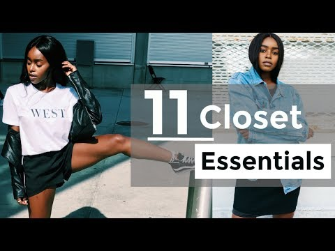 11 Closet Essentials: The Basics | Peppermayo, OhPolly, Windsor, Asos + more
