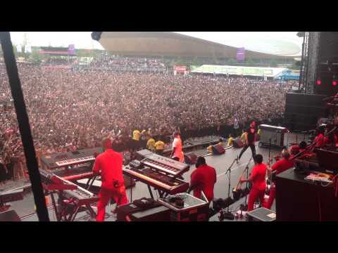 Holy Grail Live - Jay-z & Justin Timberlake - Wireless Festival, London July 14th, 2013