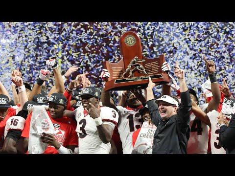 Georgia Bulldogs Best Plays (2017-18 Pt 2)