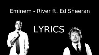 Eminem - River ft.  Ed Sheeran   LY...