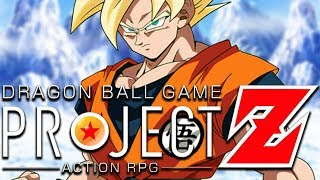 NEW Dragon Ball Z Game Announced!