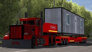 [1.32] American Truck Simulator | Peterbilt 359 v 1.0 | Mods