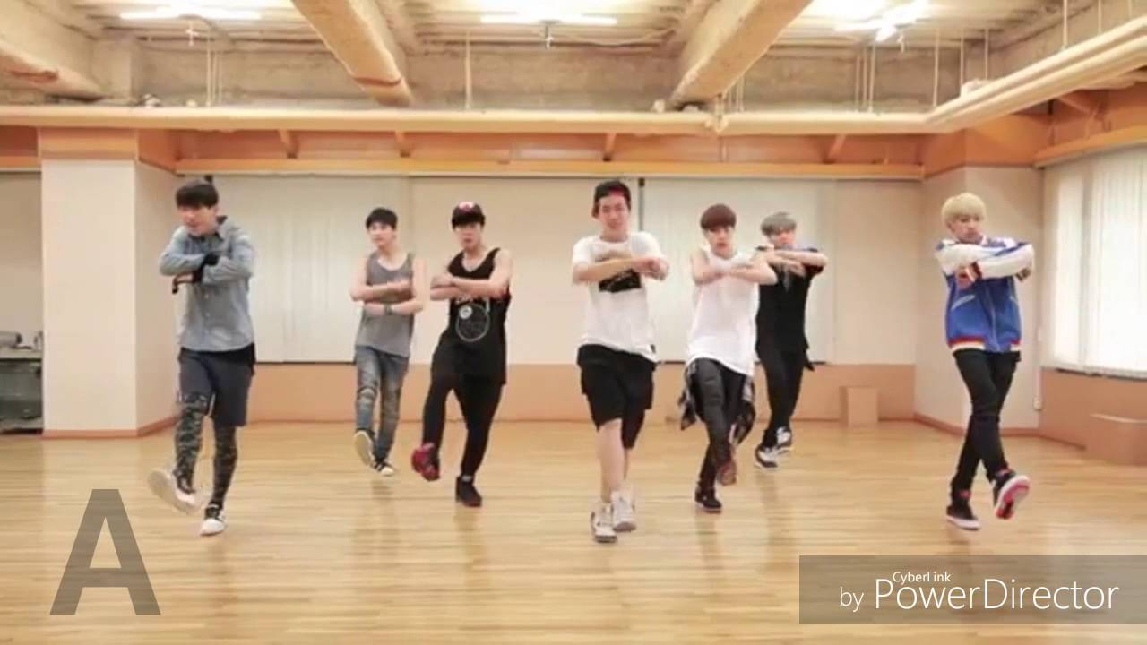 The best dance moves of got7 top kpop youtube the best dance moves of got7 top kpop baditri Images