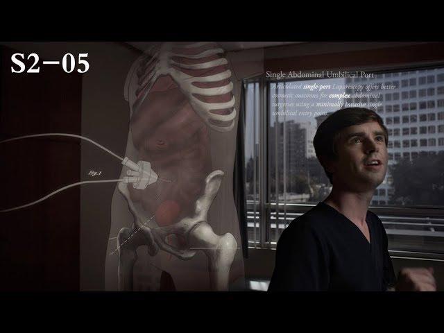 【良医】百看不厌,这部冷门美剧越看越上瘾,排名连连飙升《良医S2-05》