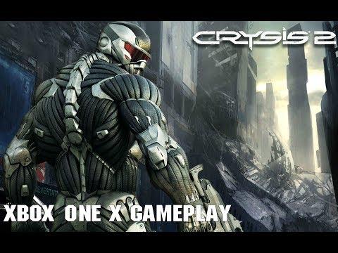 Crysis 2 - Xbox One X Backwards Compatible Gameplay