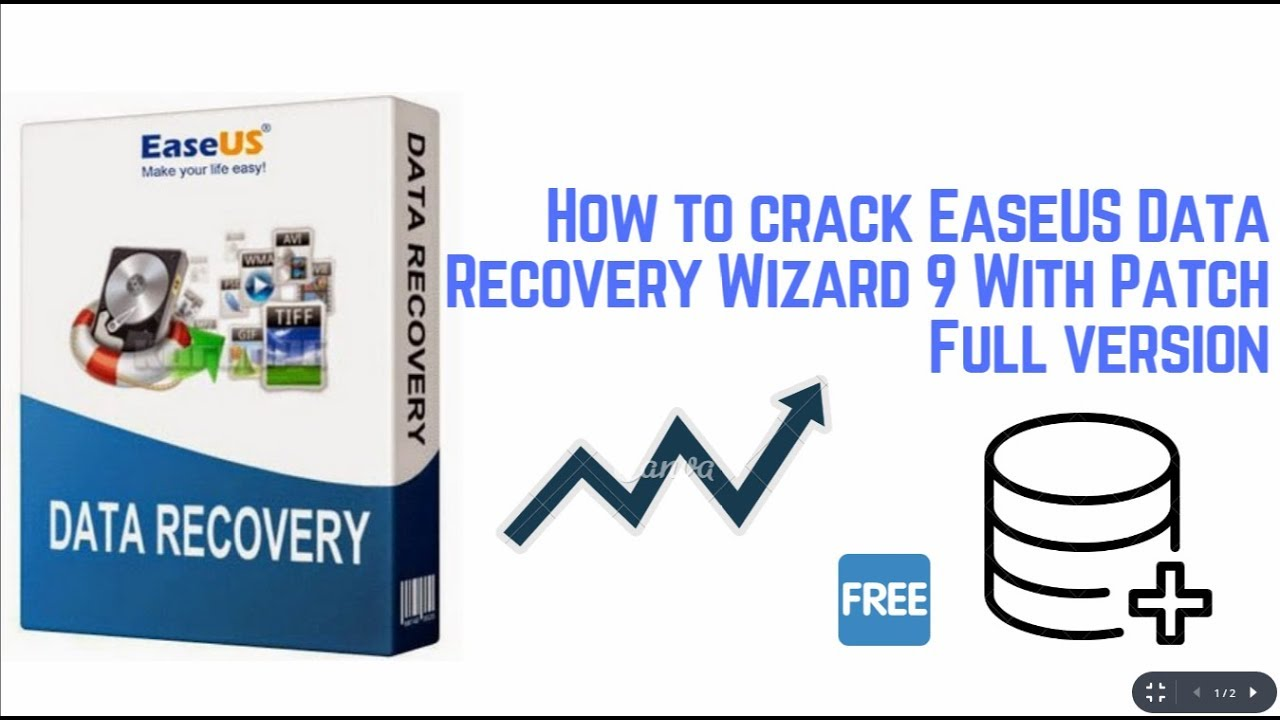 easeus data recovery full version 2019