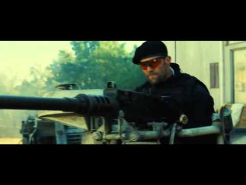 Los Mercenarios 2 (The Expendables 2) - Trailer Castellano