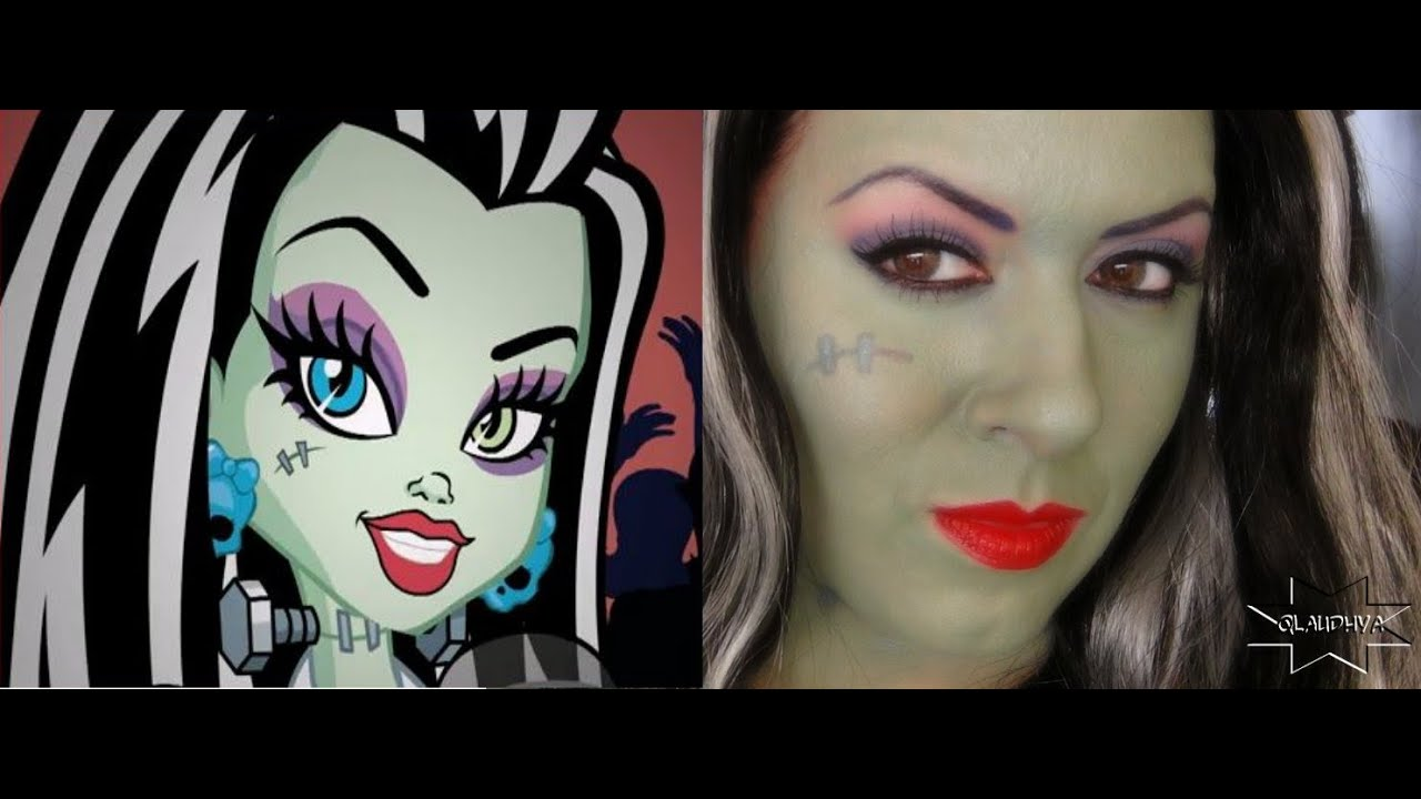 maquillaje frankie