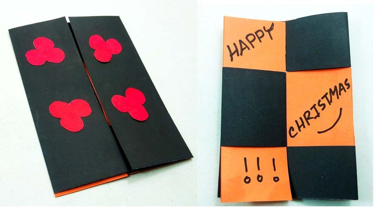 Diy Secret Message Card Valentine S Day Card Ideas Creative Paper Cr Diy Cards For Boyfriend Creative Cards Creative Cards Diy