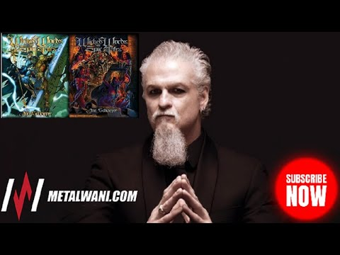 JON SCHAFFER on 'Wicked Words and Epic Tales' Art Book, Concept & Legacy Of ICED EARTH (2020)