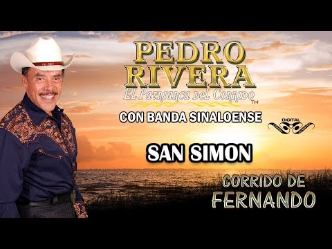 San Simon - Pedro Rivera Disco Corrido de Fernando